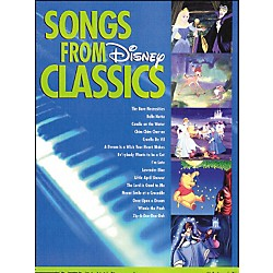 Hal Leonard Songs From Disney Classics For Big Note Piano (310320)