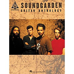 Hal Leonard Soundgarden Anthology Guitar Tab Songbook (690912)