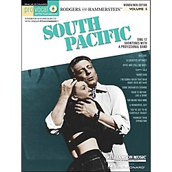 Hal Leonard South Pacific - Pro Vocal Songbook & CD For Women/Men Volume 5 (740413)