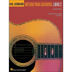 Hal Leonard Spanish Book 2 Second Edition Hal Leonard Guitar Method (697366)