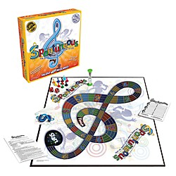 Hal Leonard Spontuneous Board Game - Where The Lyrics Come To Life (750400)