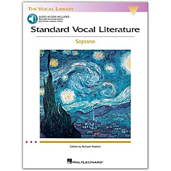 Hal Leonard Standard Vocal Literature - An Introduction To Repertriore For Soprano Book/2CD (740272)