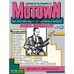 Hal Leonard Standing in the Shadows of Motown Book/CD (698960)