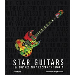 Hal Leonard Star Guitars: 100 Guitars That Rocked the World Book (333105)