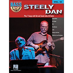 Hal Leonard Steely Dan - Bass Play-Along Volume 19 (700203)