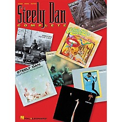 Hal Leonard Steely Dan Piano, Vocal, Guitar Tab Book (306044)