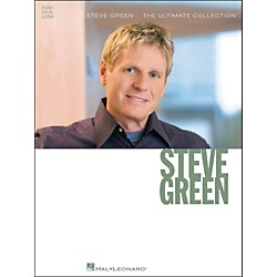Hal Leonard Steve Green The Ultimate Collection arranged for piano, vocal, and guitar (P/V/G) (306784)