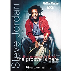 Hal Leonard Steve Jordan - The Groove is Here (DVD) (320369)