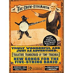 Hal Leonard Steve Martin - The Crow: New Songs for the 5-String Banjo (Tab book) (642106)