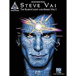 Hal Leonard Steve Vai Selections from The Elusive Light & Sound Volume 1 Guitar Tab Songbook (690605)