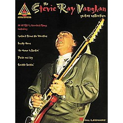 Hal Leonard Stevie Ray Vaughan Collection Guitar Tab Book (690116)