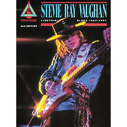 Hal Leonard Stevie Ray Vaughan Lightnin' Blues 1983-1987 Guitar Tab Book (660058)