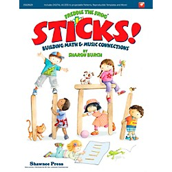Hal Leonard Sticks! Building Math and Music Connections Book/CD-ROM (35029029)