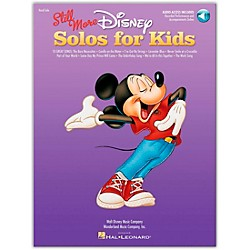 Hal Leonard Still More Disney Solos For Kids Book/CD Of Performances And Accompaniments (230032)