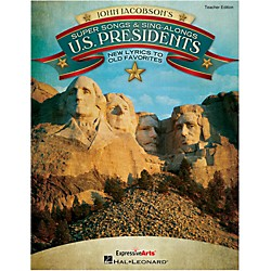 Hal Leonard Super Songs And Sing-Alongs: U.S. Presidents - New Lyrics to Old Favorites Classroom Kit (118297)
