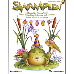Hal Leonard Swamped! Performance/Accompaniment CD (118850)