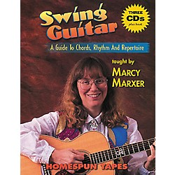 Hal Leonard Swing Guitar Guide to Chords, Rhythm, and Repertoire Book (641423)