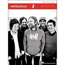 Hal Leonard Switchfoot - The Best Yet Songbook For Piano, Vocals, and Guitar (307030)
