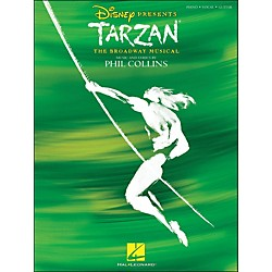 Hal Leonard Tarzan - The Broadway Musical arranged for piano, vocal, and guitar (P/V/G) (313349)
