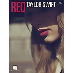 Hal Leonard Taylor Swift - Red for Easy Piano (114976)