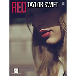 Hal Leonard Taylor Swift - Red for PVG (Piano, Vocal, Guitar) (114961)
