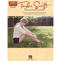 Hal Leonard Taylor Swift For Acoustic Guitar - Strum It Guitar Series (109717)