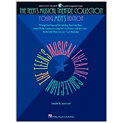 Hal Leonard Teen's Musical Theatre Collection - Young Men's Edition Book/CD (740161)