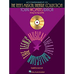 Hal Leonard Teen's Musical Theatre Collection (Young Women's Edition) Accompaniment CD (740318)