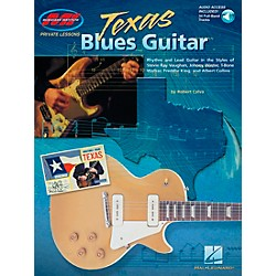 Hal Leonard Texas Blues Guitar Book/CD (695340)