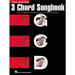 Hal Leonard The 3 Chord Guitar Tab Songbook (699533)