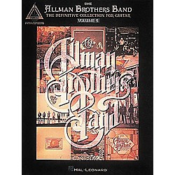 Hal Leonard The Allman Brothers Band Definitive Guitar Tab Songbook Collection Volume 2 (694933)