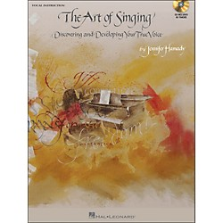 Hal Leonard The Art Of Singing - Discovering And Developing Your True Voice (311476)