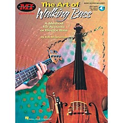Hal Leonard The Art of Walking Bass Book/CD (695168)