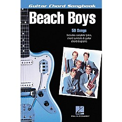 Hal Leonard The Beach Boys Guitar Chord Songbook (699566)