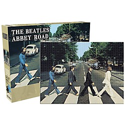 Hal Leonard The Beatles - Abbey Road 1,000 Piece Jigsaw Puzzle (114587)