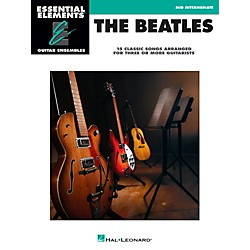Hal Leonard The Beatles - Essential Elements Guitar Ensembles Series (865008)