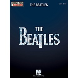 Hal Leonard The Beatles - Original Keys For Singers (307400)