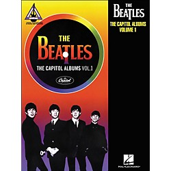 Hal Leonard The Beatles: The Capitol Albums Volume 1 Tab Book (690902)