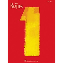 Hal Leonard The Beatles 1 For Easy Piano (307219)