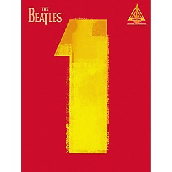 Hal Leonard The Beatles 1 Guitar Tab Book (690489)