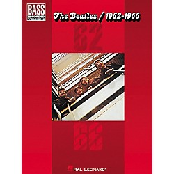 Hal Leonard The Beatles 1962-1966 Bass Tab Songbook (690556)