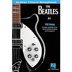 Hal Leonard The Beatles A-I Guitar Chord Songbook (699558)