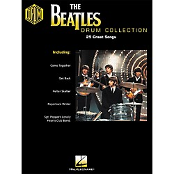 Hal Leonard The Beatles Drum Collection (690402)