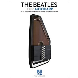 Hal Leonard The Beatles For Autoharp Songbook (702423)