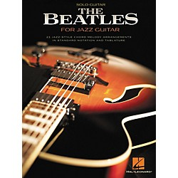 Hal Leonard The Beatles For Jazz Guitar (699051)