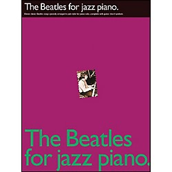 Hal Leonard The Beatles For Jazz Piano arranged for piano solo (306121)