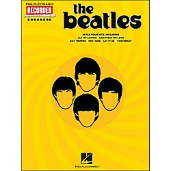 Hal Leonard The Beatles For Recorder (710152)