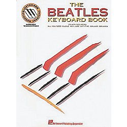 Hal Leonard The Beatles Keyboard Songbook (694827)