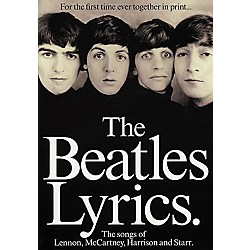Hal Leonard The Beatles Lyrics (308137)