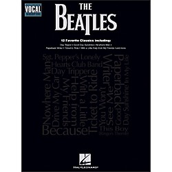 Hal Leonard The Beatles Note-For-Note Vocal Transcriptions (740146)